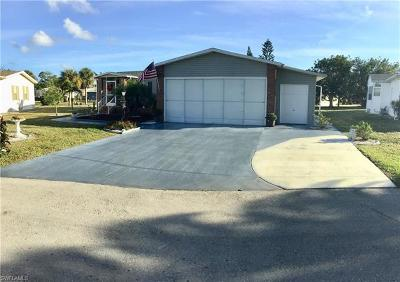 North Fort Myers Single Family Home For Sale: 19843 Frenchmans Ct