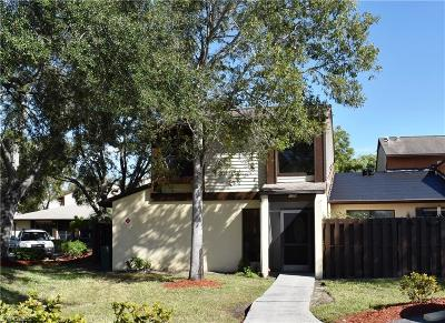 Cape Coral Condo/Townhouse Pending With Contingencies: 711 SE 12th Ave #136