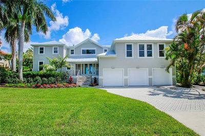 Sanibel Single Family Home For Sale: 1238 Isabel Dr