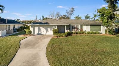 Bonita Springs Single Family Home For Sale: 3530 Gulf Harbor Ct