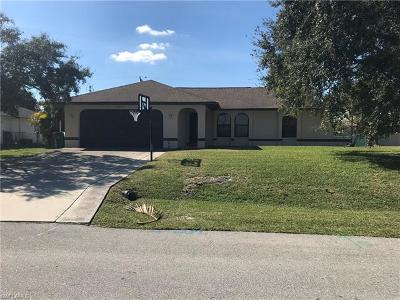 Cape Coral Single Family Home For Sale: 2916 SW 2nd Ave