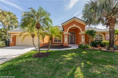 Fort Myers Single Family Home For Sale: 12110 Fairway Isles Dr