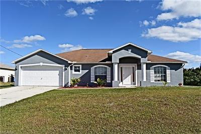 Lehigh Acres FL Single Family Home For Sale: $239,000