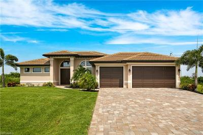 Bonita Springs, Cape Coral, Estero, Fort Myers, Fort Myers Beach, Marco Island, Naples, Sanibel, Captiva Single Family Home For Sale: 607 NW 33rd Ave