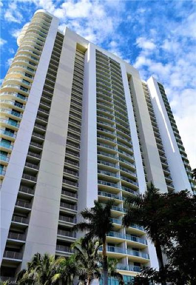 Fort Myers Condo/Townhouse For Sale: 3040 Oasis Grand Blvd #506