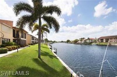 Cape Coral Condo/Townhouse For Sale: 3722 SE 12th Ave #1D