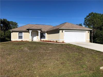 Lehigh Acres FL Single Family Home For Sale: $159,900
