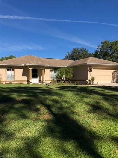 North Port Single Family Home For Sale: 1606 Knotty Pine Ave