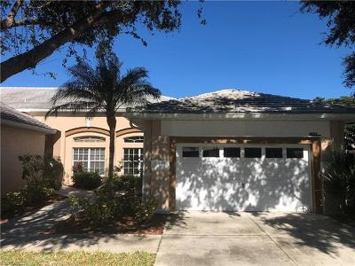 Lee County Condo/Townhouse For Sale: 8658 Patty Berg Ct