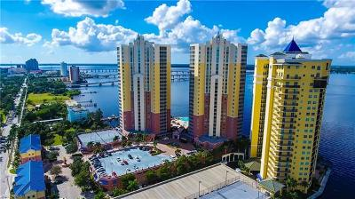 Fort Myers Condo/Townhouse For Sale: 2797 First St #2205