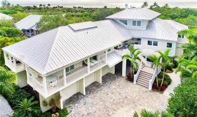 Sanibel Single Family Home For Sale: 5145 Joewood Dr