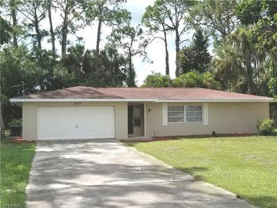 Lehigh Acres Single Family Home For Sale: 307 Lake Ave