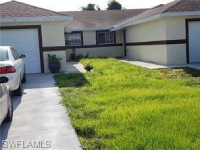 Lehigh Acres Multi Family Home For Sale: 931 Eisenhower Blvd