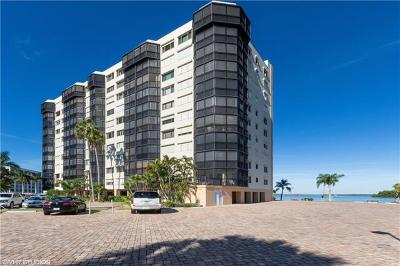 Fort Myers Beach Condo/Townhouse For Sale: 4263 Bay Beach Ln #613