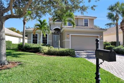 Fort Myers Single Family Home For Sale: 5432 Whispering Willow Way