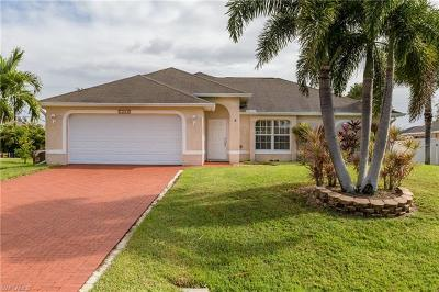 Cape Coral Single Family Home For Sale: 1307 SW 10th Pl