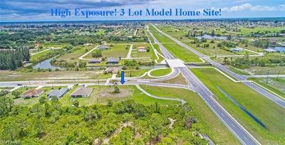 Cape Coral FL Residential Lots & Land For Sale: $49,500