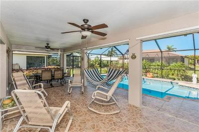 Cape Coral Single Family Home For Sale: 4222 SW 25th Ct