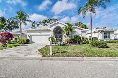 Fort Myers Single Family Home For Sale: 9470 Old Hickory Cir