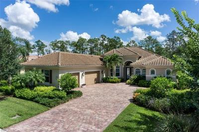 Fort Myers Single Family Home For Sale: 10640 Highgrove Pl