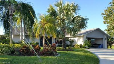 Cape Coral Single Family Home For Sale: 2014 SE 10th Ter