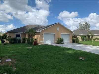 Cape Coral Multi Family Home For Sale: 1928/1930 SW 15th Pl