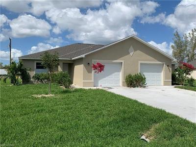 Cape Coral Multi Family Home For Sale: 1924/1926 SW 15th Pl