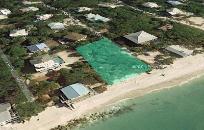 Captiva Residential Lots & Land For Sale: 4620 Oro Pesos Ln