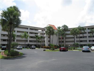 Fort Myers Condo/Townhouse For Sale: 7430 Lake Breeze Dr #304