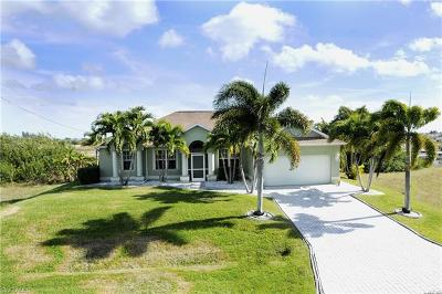 Cape Coral Single Family Home For Sale: 311 NW 33rd Ave