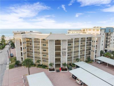 Fort Myers Beach Condo/Townhouse For Sale: 2580 Estero Blvd #45