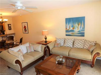 Lee County Condo/Townhouse For Sale: 12641 Kelly Sands Way #210