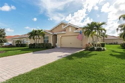 North Fort Myers Single Family Home For Sale: 3312 Magnolia Landing Ln