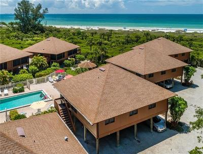 Sanibel Condo/Townhouse For Sale: 1811 Olde Middle Gulf Dr #3