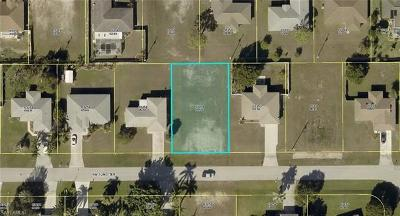 Cape Coral Residential Lots & Land For Sale: 1213 SW 32nd Ter