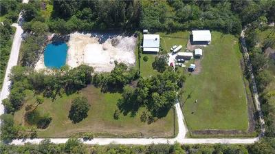 North Fort Myers Single Family Home For Sale: 19701 Skipper Rd
