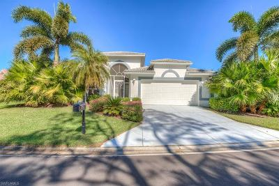 Bonita Springs Single Family Home For Sale: 25853 Pebblecreek Dr