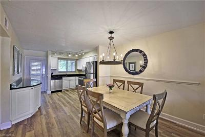 Captiva Condo/Townhouse For Sale: 703 Marina Villas