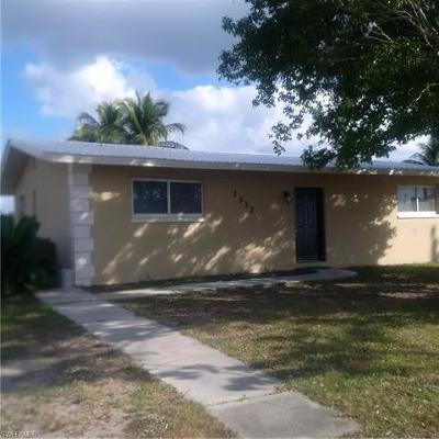 Cape Coral, Fort Myers, North Fort Myers Single Family Home For Sale: 1337 SE 16th Pl
