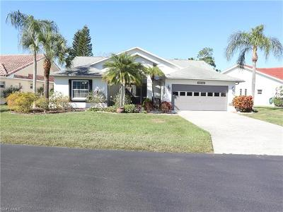North Fort Myers Single Family Home For Sale: 17673 Acacia Dr