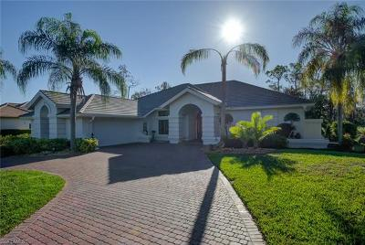 Estero Single Family Home For Sale: 12326 Water Oak Dr
