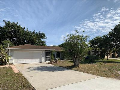 Cape Coral Single Family Home For Sale: 1005 NE 6th Ave