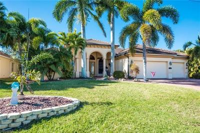 Cape Coral Single Family Home For Sale: 3936 SW 27th Ave
