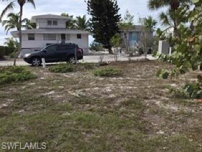 Fort Myers Beach Residential Lots & Land For Sale: 2912 Estero Blvd W