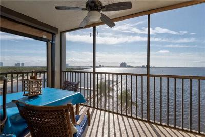 North Fort Myers Condo/Townhouse For Sale: 3300 N Key Dr #6E