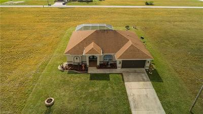 Cape Coral Single Family Home For Sale: 3512 NW 15th Ln