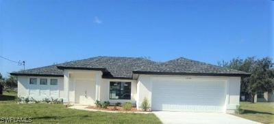 Cape Coral Single Family Home For Sale: 407 NE 31st St