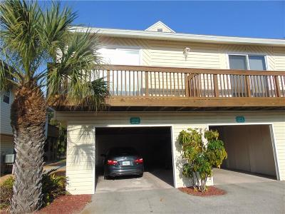 Bahama Beach Club Condo Condo/Townhouse For Sale: 5370 Estero Blvd #22