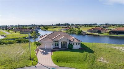 Cape Coral, Matlacha Single Family Home For Sale: 1405 NW 34th Ave