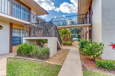 Fort Myers Condo/Townhouse For Sale: 16881 Davis Rd #612